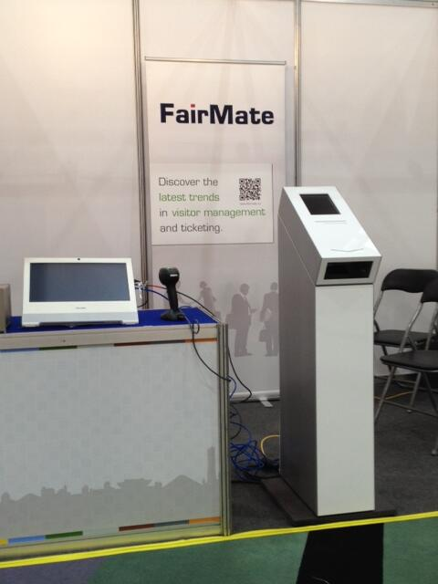 FairMate System auf dem ufi Kongress in Seoul
